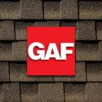 GAF Logo   Roofing Lehi   First Call Construction