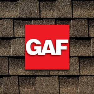 GAF Logo | Roofing Lehi | First Call Construction
